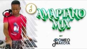 Romeo Makota - Amapiano Hits (July Mix)